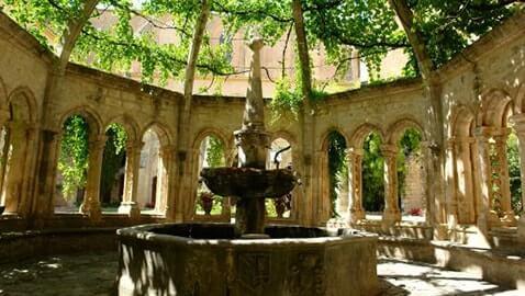 l'Abbaye de Valmagne image