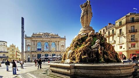 Montpellier image